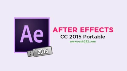 Download Adobe After Effects CC 2015 Portable
