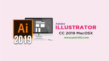 Download Adobe Illustrator CC 2019 MacOSX Full Version