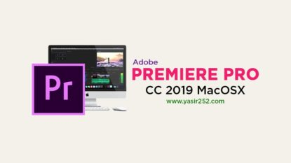 Download Adobe Premiere Pro CC 2019 MacOSX Full Version Crack
