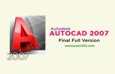 Download AutoCAD 2007 Full Version Crack 32 bit