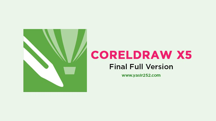 Corel Draw Graphics Suite x5 Free Download Full Version
