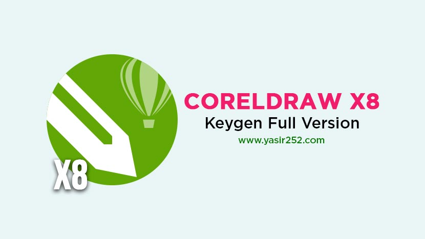 Download Corel Draw X8 Full Version Crack