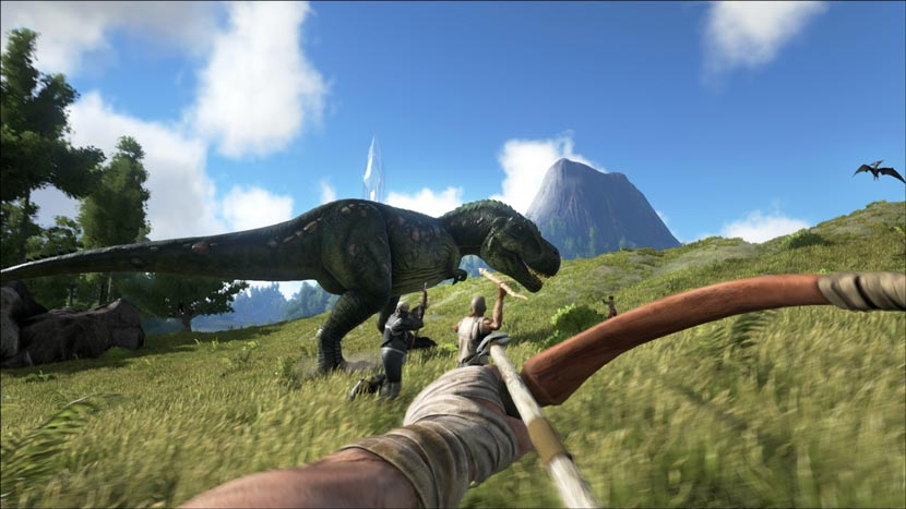 Download Game ARK Survival Evolved PC Offline Multiplayer