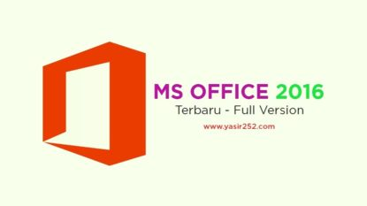 Download Microsoft Office 2016 Full Version
