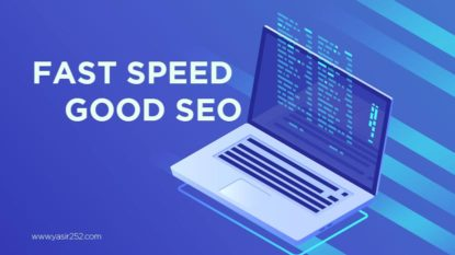 Kecepatan Website Mempengaruhi SEO