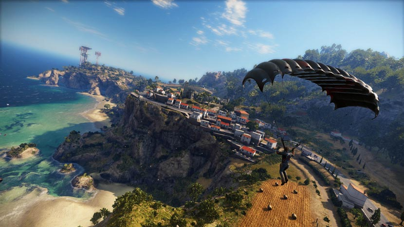 PC Game Just Cause 3 Fitgirl Repack Full Crack