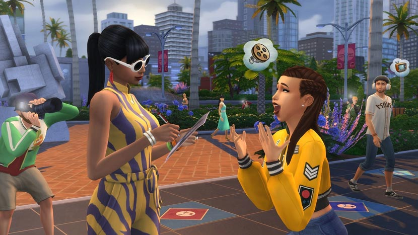 The Sims 4 Download DLC