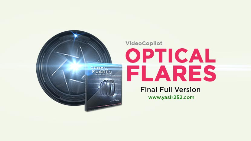 Video Copilot Optical Flares Full Version Download