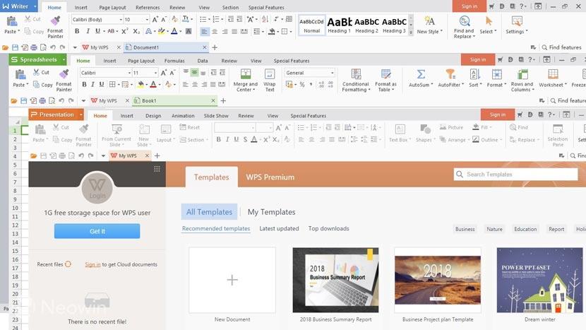 WPS Office Free Download Windows PC