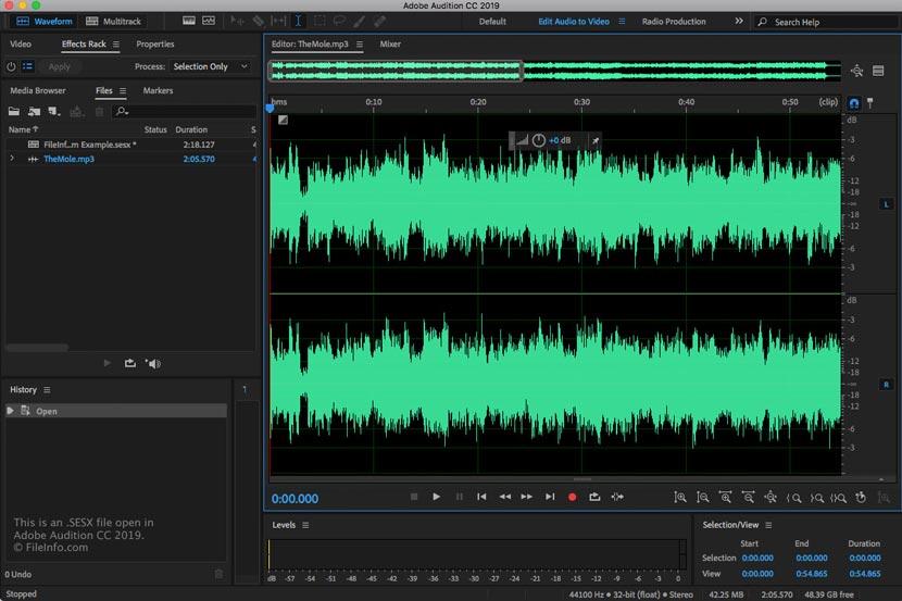 Adobe Audition Mac Full Crack Free Download