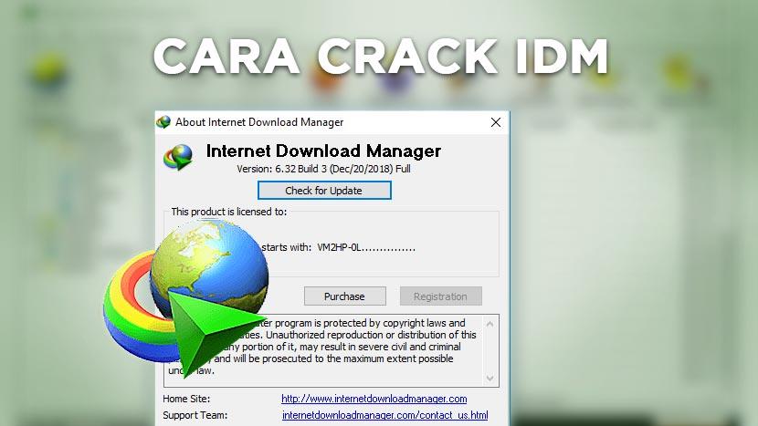 Cara Crack IDM Terbaru Tanpa Registrasi Patch