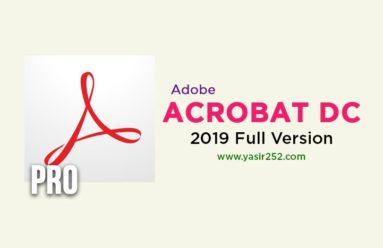 Download Adobe Acrobat Pro DC 2019 Full Version Crack