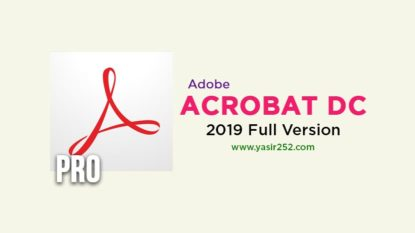 Download Adobe Acrobat Pro DC 2019 Full Version Crack