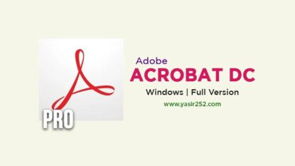 Download Adobe Acrobat Pro DC Full Version Crack