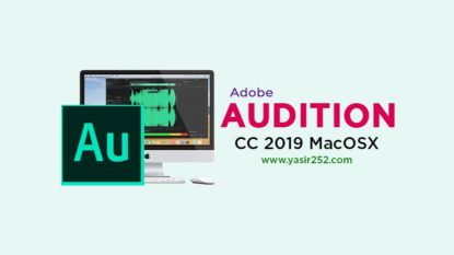 Download Adobe Audition CC 2019 Mac Full Version