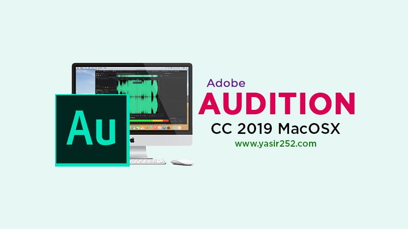 Download Adobe Audition CC 2019 Mac Full Version