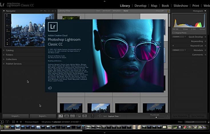Adobe Photoshop Lightroom CC 2019 MacOSX Free