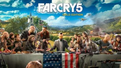 Download Far Cry 5 Full Crack Fitgirl Repack Gold Edition