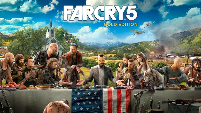 Far Cry 5 PC Download Gold Edition v1 011 Fitgirl Repack