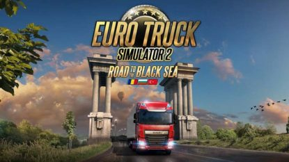 Download Game ETS 2 Black Sea DLC Full Version Free