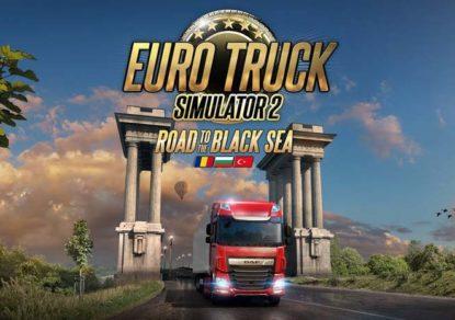 Download Game ETS 2 Black Sea DLC Full Version Free