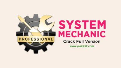 Download System Mechanic Pro Full Crack