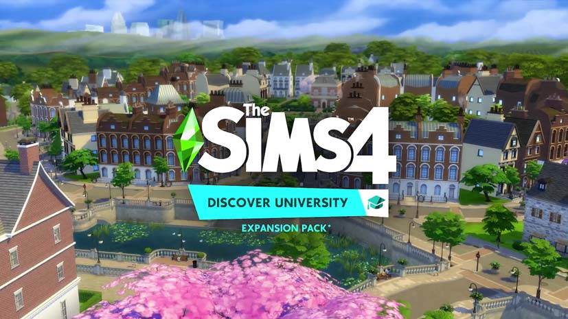 Download The Sims 4 Full Version Repack University