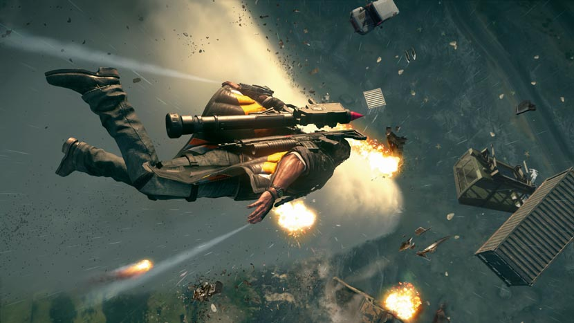 Just Cause 4 PC Download Full Repack