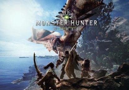 Monster Hunter World PC Game Download Full Version Crack