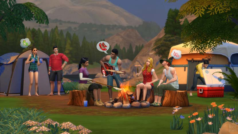Download The Sims 4 Full Crack