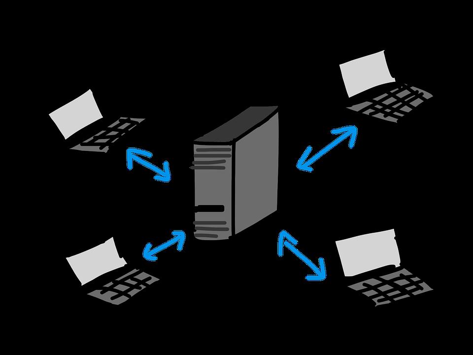 pengertian server dan client fungsi