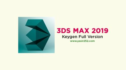 3DS Max 2019 Free Download Full Version Keygen
