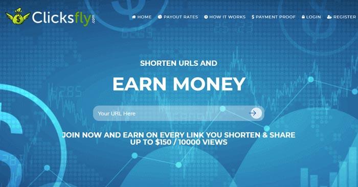 Clicksfly URL Shortener