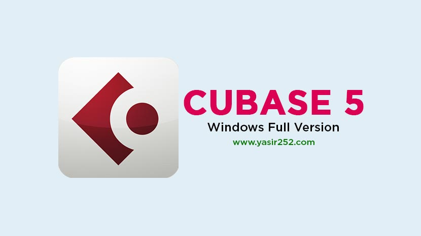 Steinberg Cubase 5 1 2 Download Full Crack | YASIR252