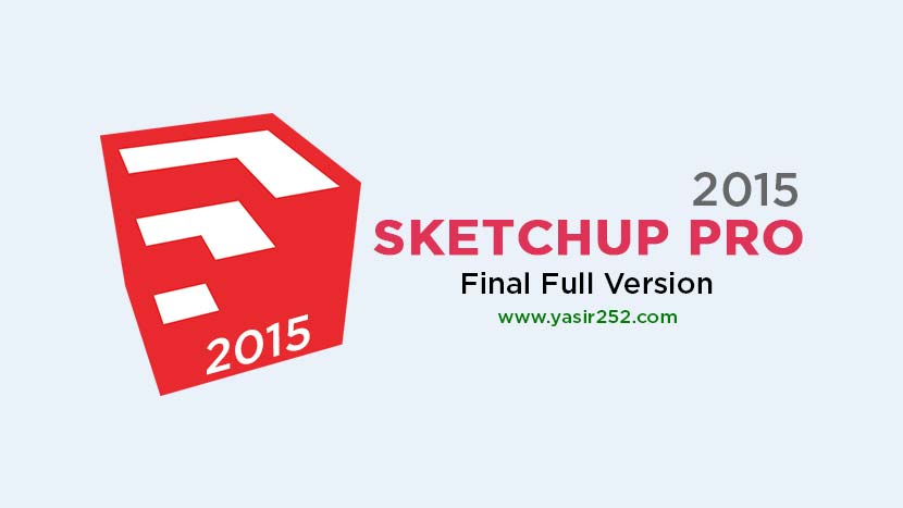 Download Sketchup 2015 Full Crack