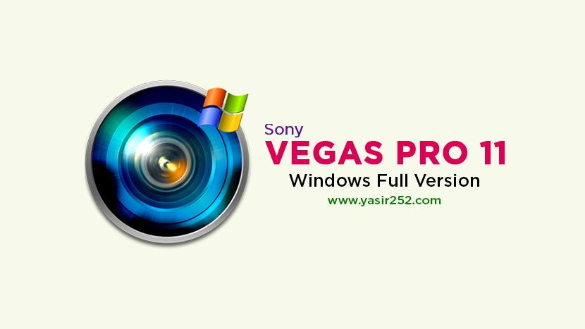 Sony Vegas Pro 11 Full Download 64 Bit PC