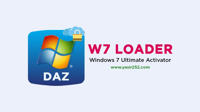 Download Windows 7 Loader by Daz