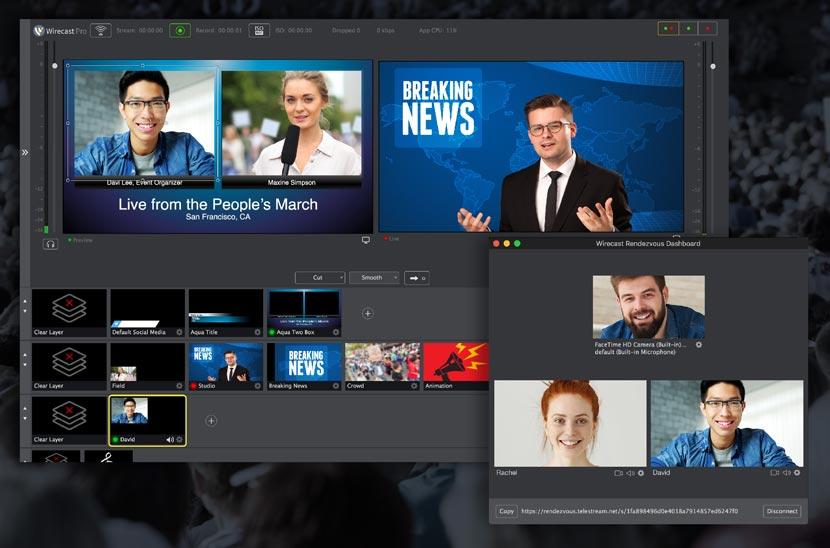 Telestream Wirecast Pro Terbaru