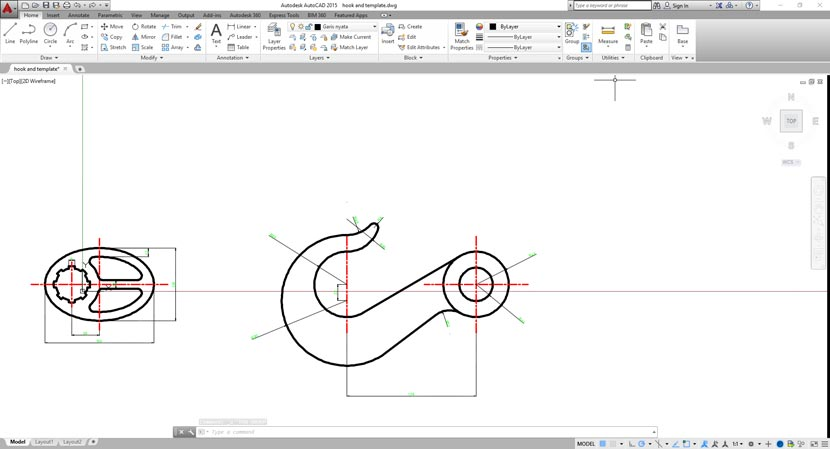 AutoCAD 2015 Full Crack
