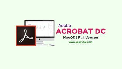 Download Adobe Acrobat DC Mac Full Version Crack