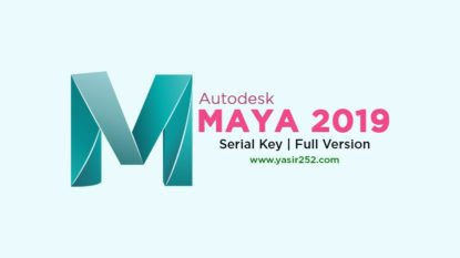 Download Autodesk Maya 2019 Full Version