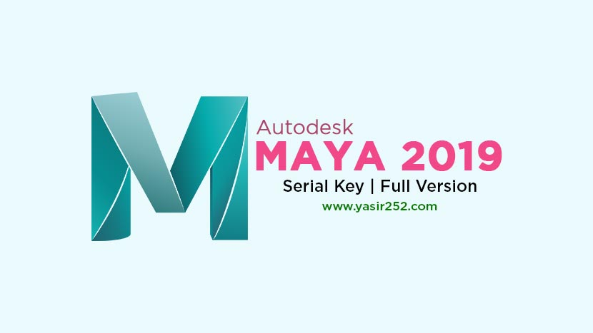 Autodesk Maya 2019 Free Download Full Version Keygen