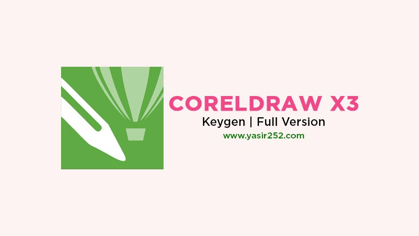 Download CorelDRAW X3 Full Version