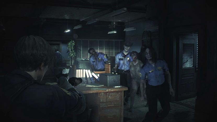 Download Game Resident Evil 2 Deluxe Edition Full Version