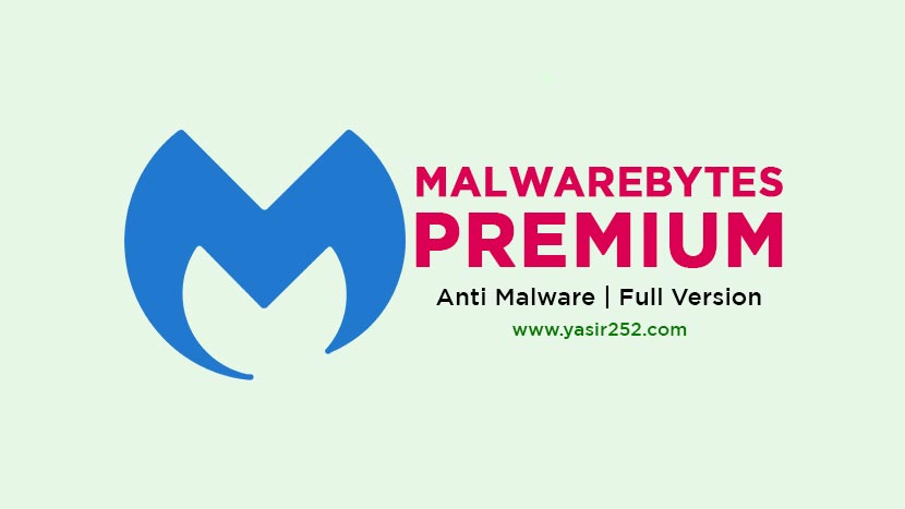 Malwarebytes Premium 3 7 1 Full Version [PC] | YASIR252