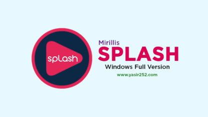 Download Mirillis Splash Full Version