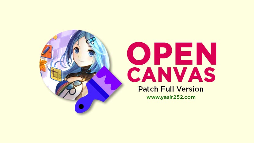 Download OpenCanvas Full Version Patch