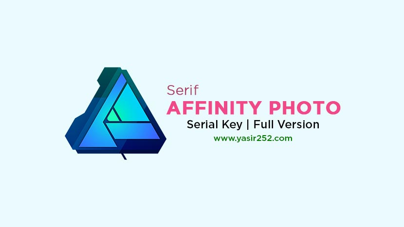 Download Serif Affinity Photo Full Version