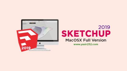 Download Sketchup Pro 2019 MacOSX Full Version