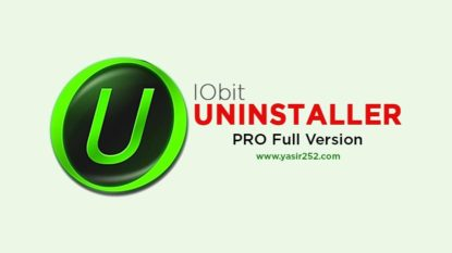IObit Uninstaller Pro Full Crack Free Download